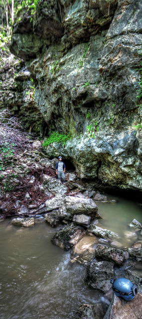 Alph Resurgence 2, Obey River Gorge, Fentress Co, TN