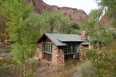 Grand Canyon: Phantom Ranch Cabin 0314