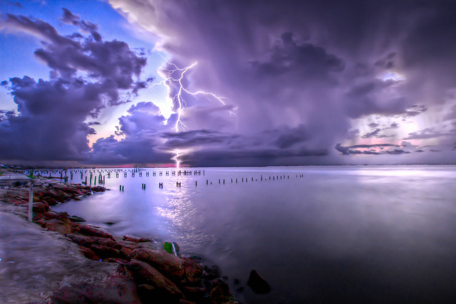 T-Storm (HDR) - Seabrook, Texas