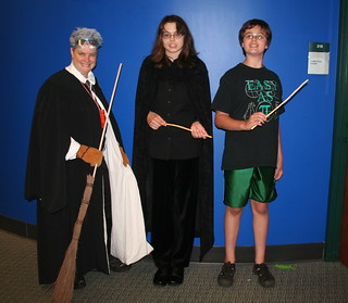 Harry Potter movies cosplay