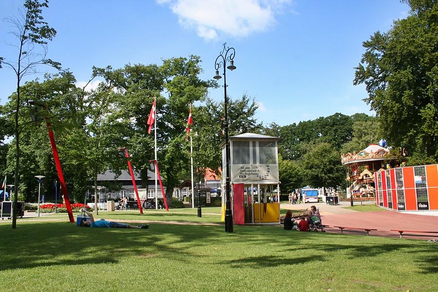Tivoli Friheden - Parco di Tivoli