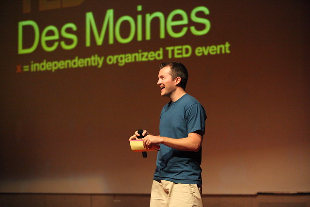 Mike Draper - TEDxDesMoines