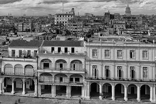 Häusermeer Havanna