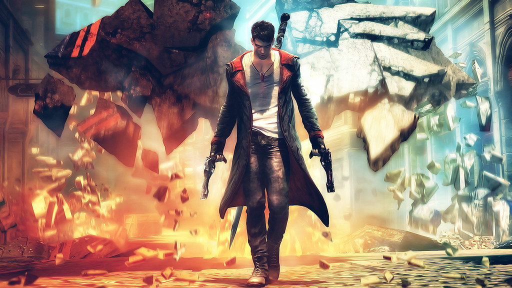 Devil May Cry Wallpapers 1 Hd 1080p Jake Flickr