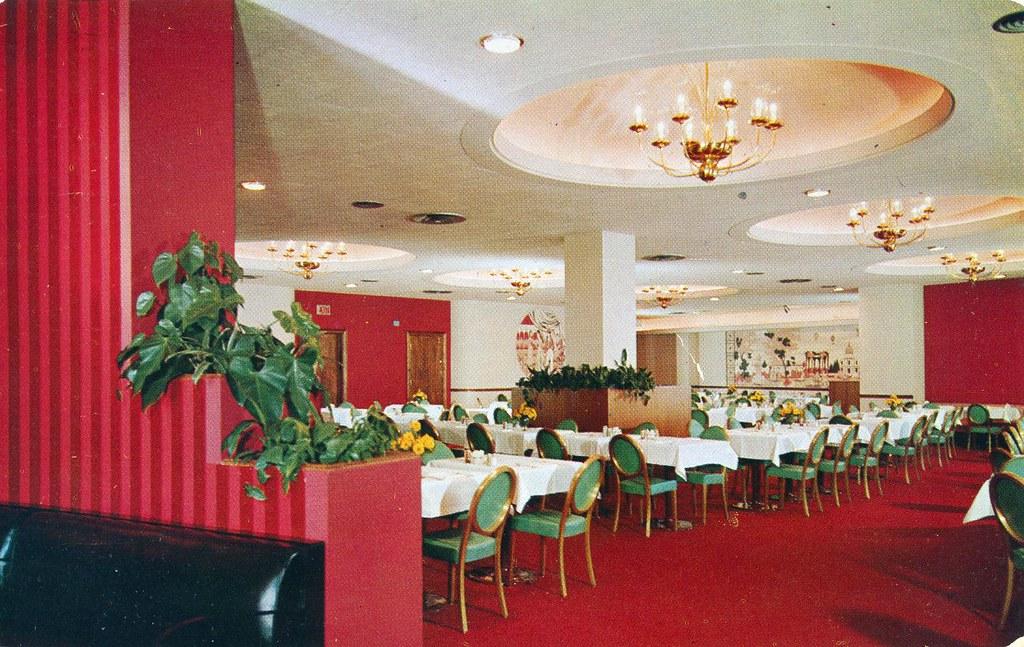 Milleman Restaurant Country Club Plaza Kansas City Mo Flickr