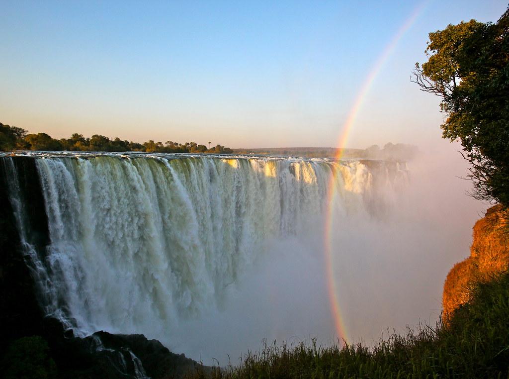 Victoria Falls - Zimbabwe Side | Steve Jurvetson | Flickr