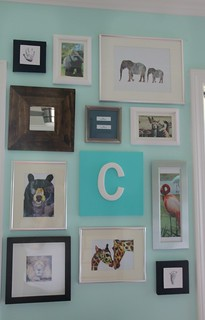completed nursery | by anythingpretty