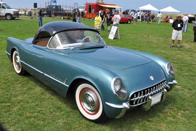 Corvette bubbletop