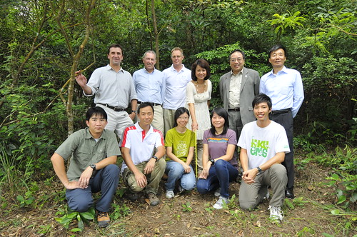 Sat, 06/25/2011 - 10:57 - Hong Kong Global Forest Observatory Launch Ceremony
