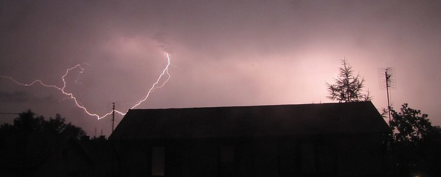 lightning, błyskawica