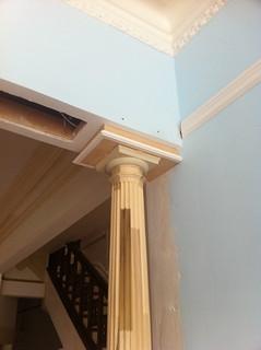 Column tops go in | by johnclarkemills