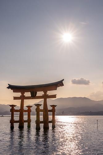 Itsukushima Shrine | by fbkphotography