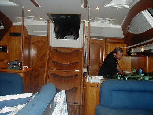 Working on a yacht in the BVI's November 2007 | by Robert Thomson