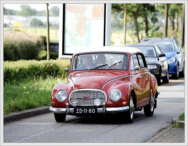 1958 Auto Union 1000