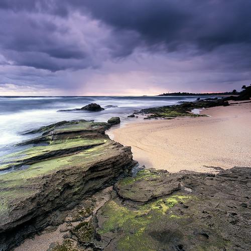 piñones bocadecangrejos beach playa coast waves 6x6cropped film mediumformat fujivelvia100 pentax6x7