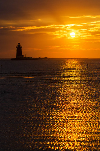 delaware capehenlopen lighthouse lateafternoon goldenhour