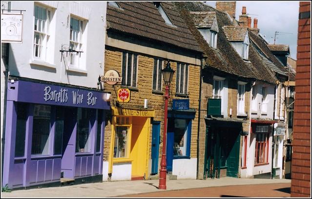 Daventry Sheaf Street