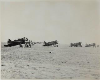 Polikarpov, I-16 (Tskb-3),   by San Diego Air & Space Museum Archives