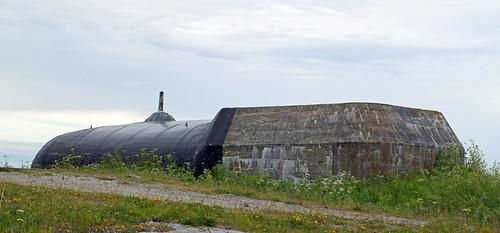 H.K.B. Hoö - Feuerleitbunker