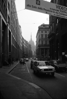 Street, Milan
