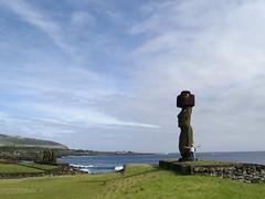 di, 29/05/2007 - 21:13 - 148_ en een moai in de achtertuin