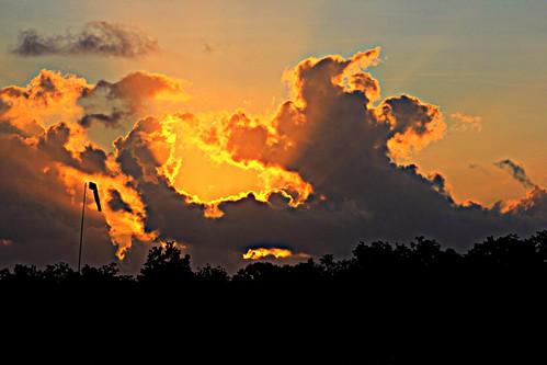 Cowboy Sunrise | by Noel C. Hankamer