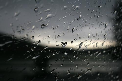 'Rain' by a.dombrowski