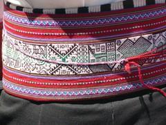 do, 07/01/2010 - 15:59 - 79a_ zeer fijn geweven tailleband van het mannenkostuum