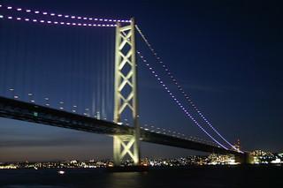 Akashi-Kaikyo Bridge | by Hyougushi