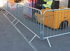 Barriers-TRAFFIC-LINE Crowd Barriers Lightweight