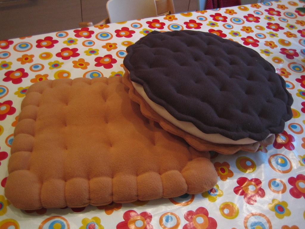 Cuscini Biscotti.Cuscini Biscotto In Morbido Pile Carolina Guzman Flickr