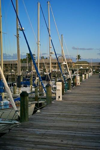 leica city water sunrise mexico boats bay dock gulf florida summicron naples naple m82