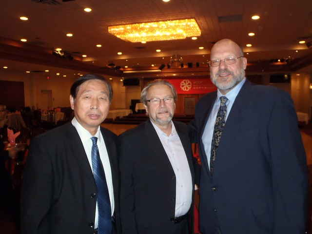 Minister Bloy attends the Vancouver Chinese Cultural Festival