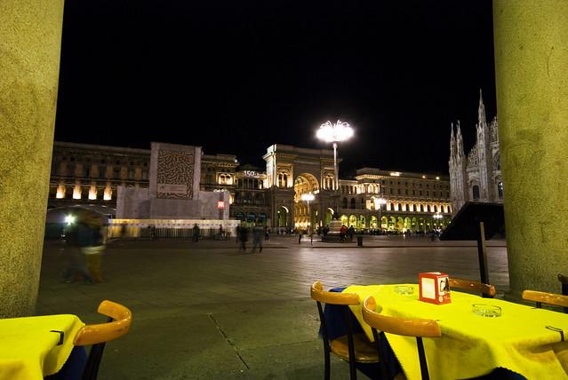 Last coffe in Milan