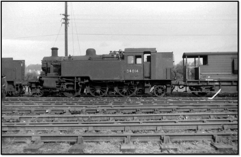 Steam for Scrap - Severn Tunnel Junction