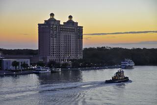 Westin Savannah Harbor | by Chris Gent
