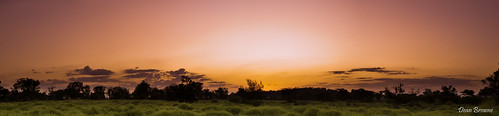 sunset panorama clouds queensland toowoomba darlingdowns