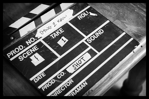 Clapperboard 2 | by willjackson.uk