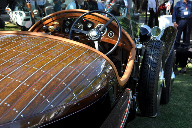 1937 Rolls Royce Boattail