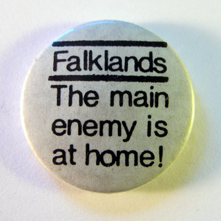 Falklands: The Main Enemy is at Home | by dannybirchall