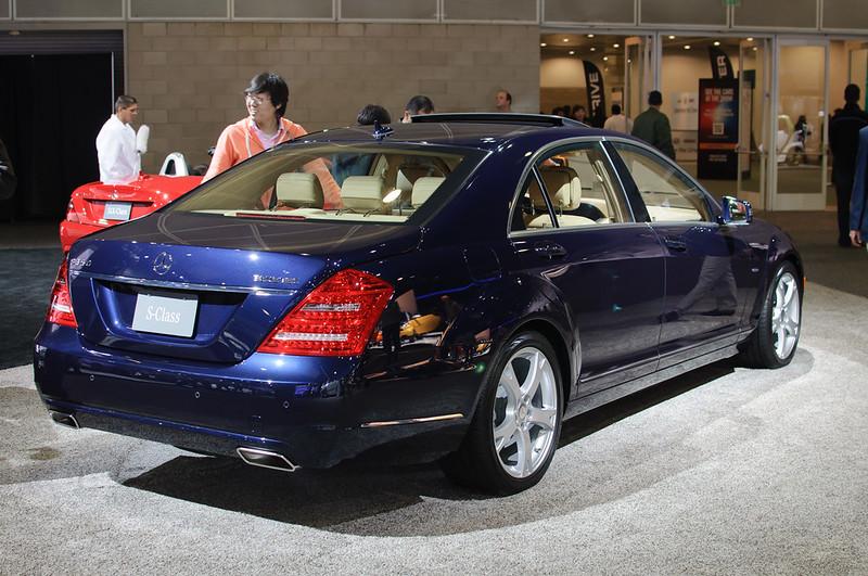 Mercedes-Benz S350 Bluetec 4Matic (US)