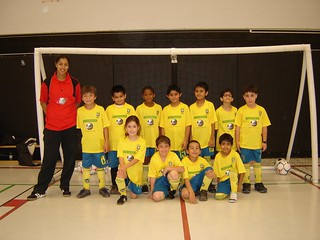 U9 Brazil s   by Intl Soccer Club Mississauga
