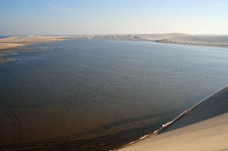 Desert Meets Sea