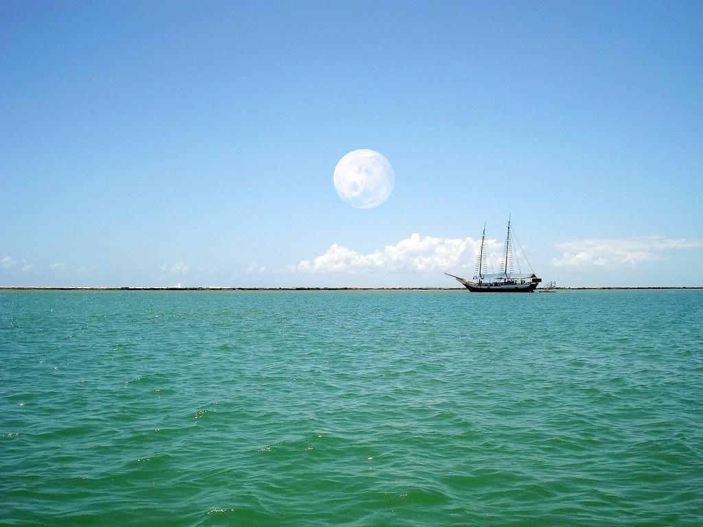 Na Terra Do Nunca Pus O Meu Sonho Num Navio E O Navio Em