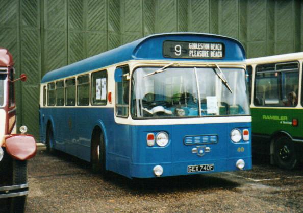 40, GEX 740F, Leyland Atlantean (4)