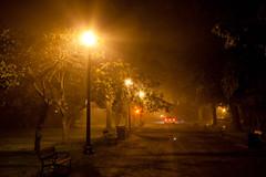 Night Fog - Albany, NY - 2011, Sep - 04.jpg by sebastien.barre