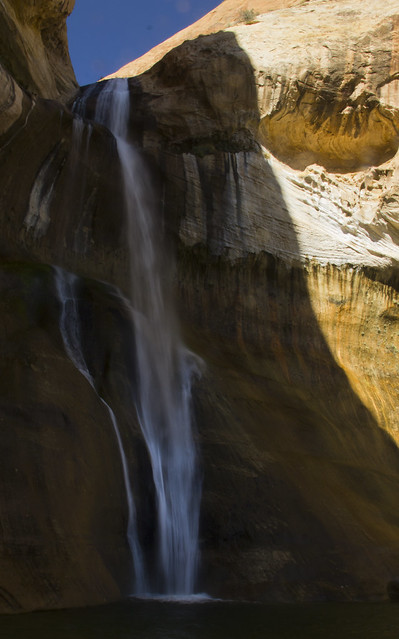 Lower Calf Creek Falls - Grand Staircase-Escalante National Monument, Utah