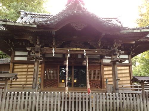 滝野川八幡神社   御朱印