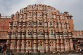 Jaipur, Hawa Mahal (Palace of the Winds) | by Arian Zwegers