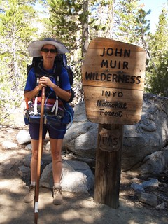 0068 Bishop Pass Trail John Muir Wilderness sign | by _JFR_